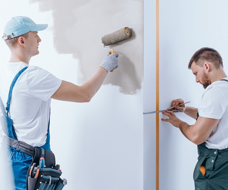 interior painting services apex nc