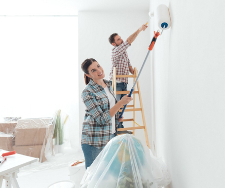 interior painting contractors morrisville